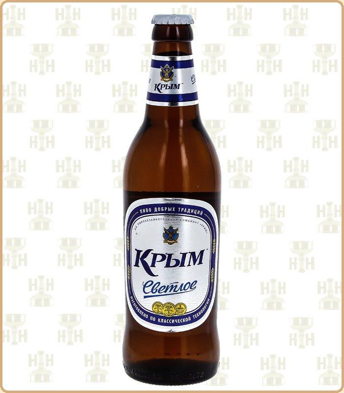 Картинка бутылки пива крым светлое